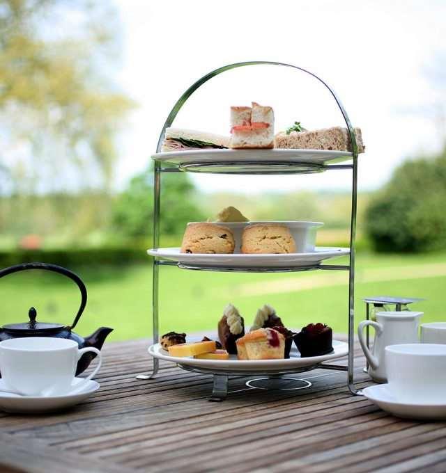 Maison Talbooth Afternoon Tea