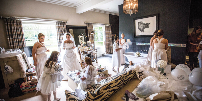 Top Tips For A Smooth Wedding Day