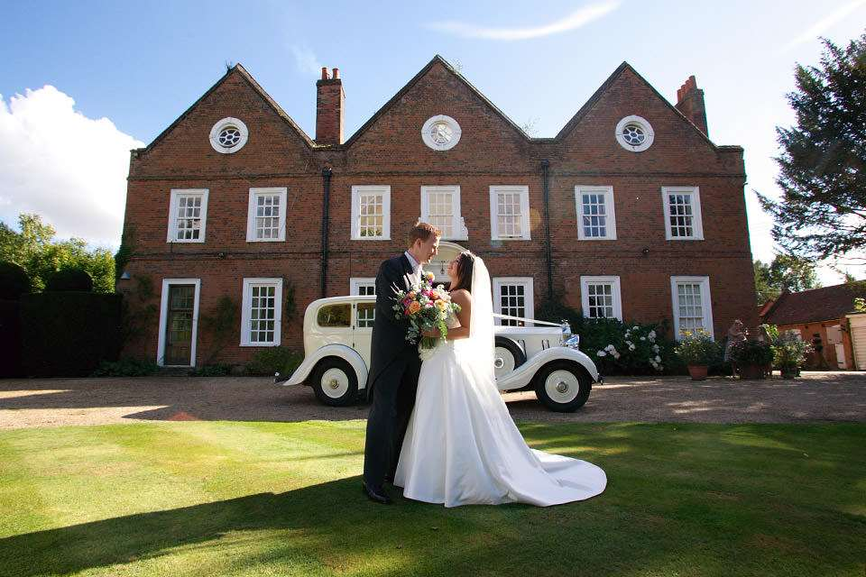 Wedding Open Weekend, Hutton Hall in Essex on Sat 24th and Sun 25th September