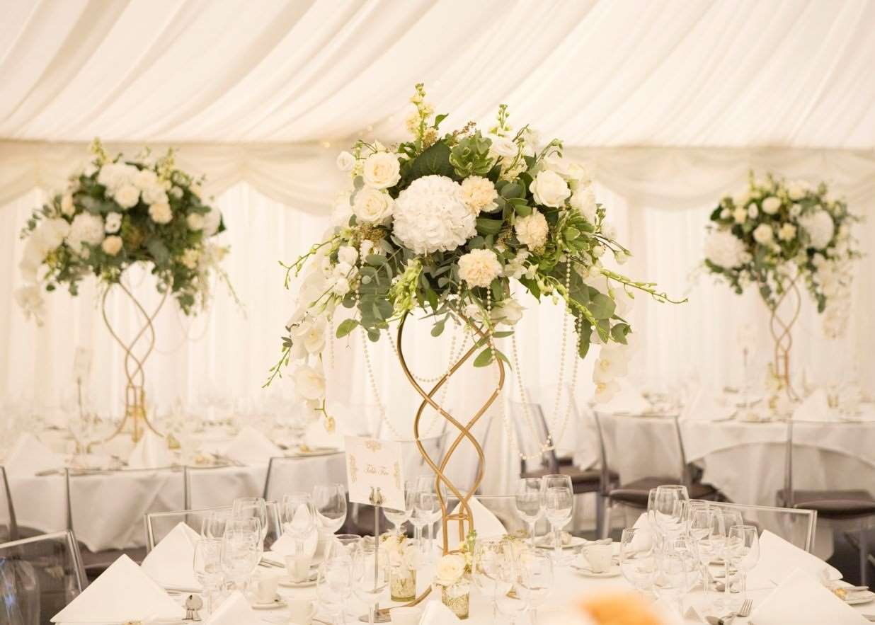 Wedding Inspiration at Le Talbooth