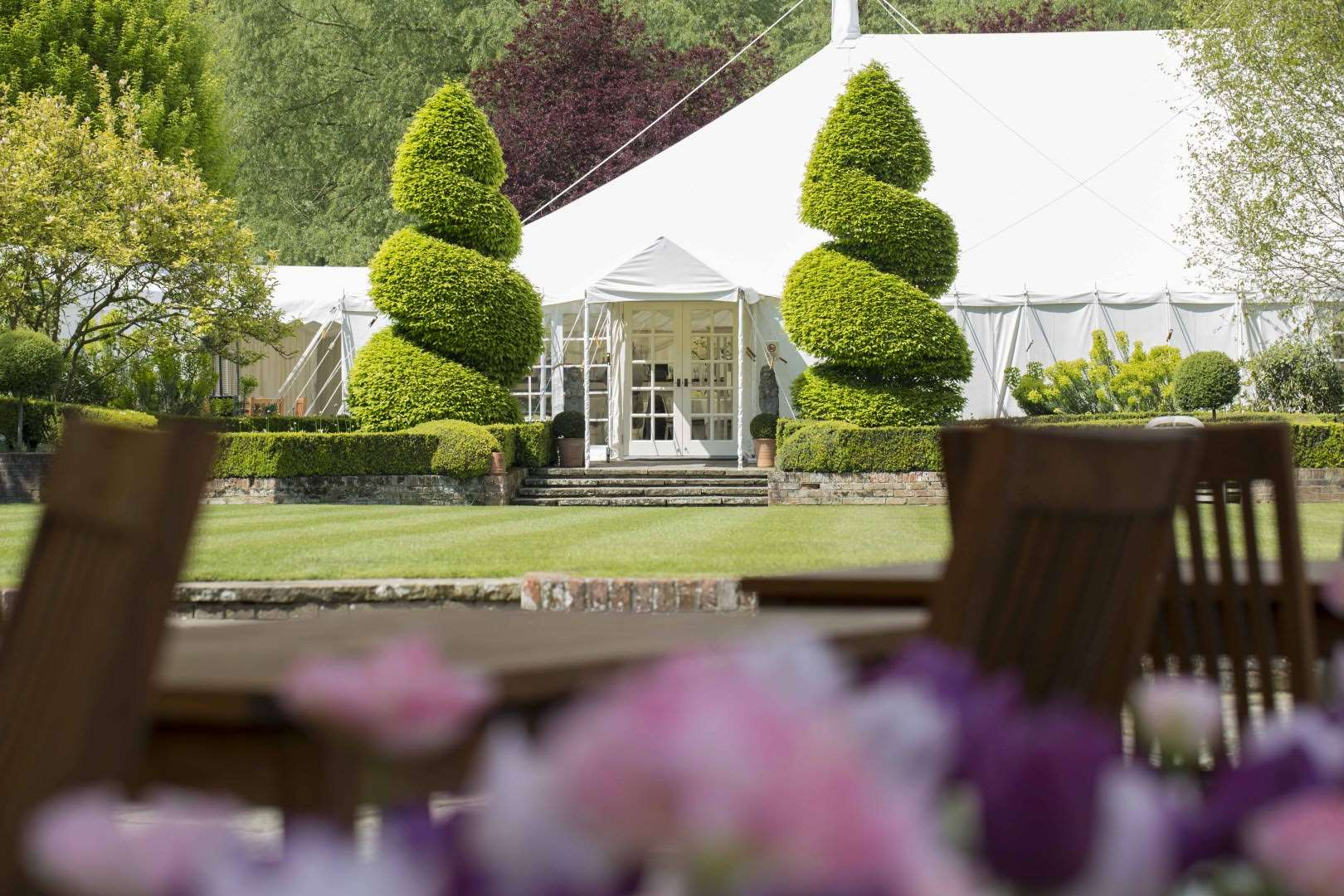 Wedding Open Day at Le Talbooth