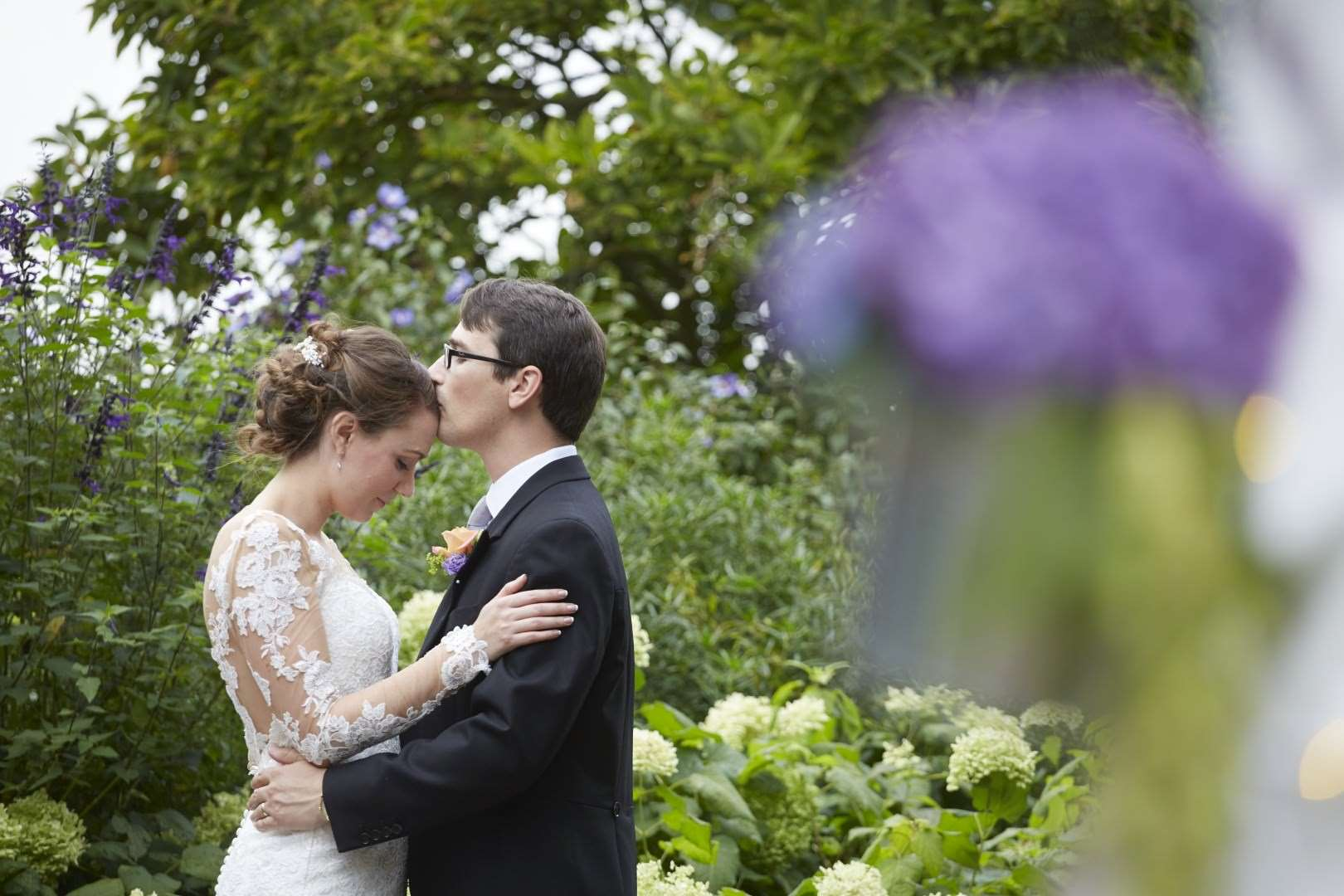 Huge thank you for all your help on our amazing wedding day
