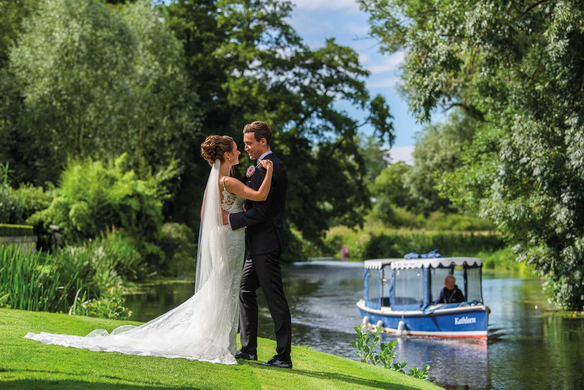 Late availability at Le Talbooth in Dedham
