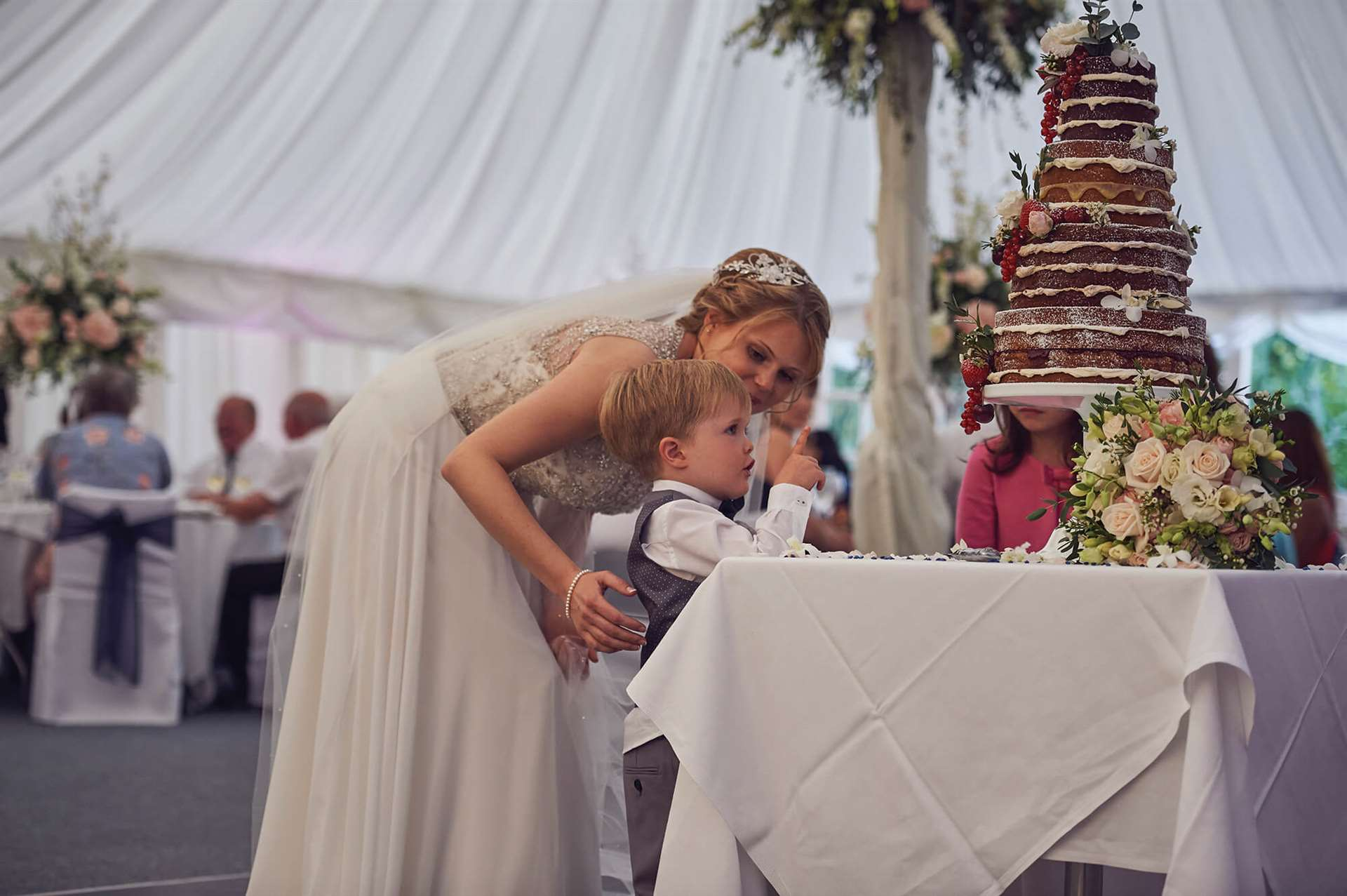 How to choose your ideal wedding cake