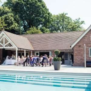 Pool House Ceremony 2