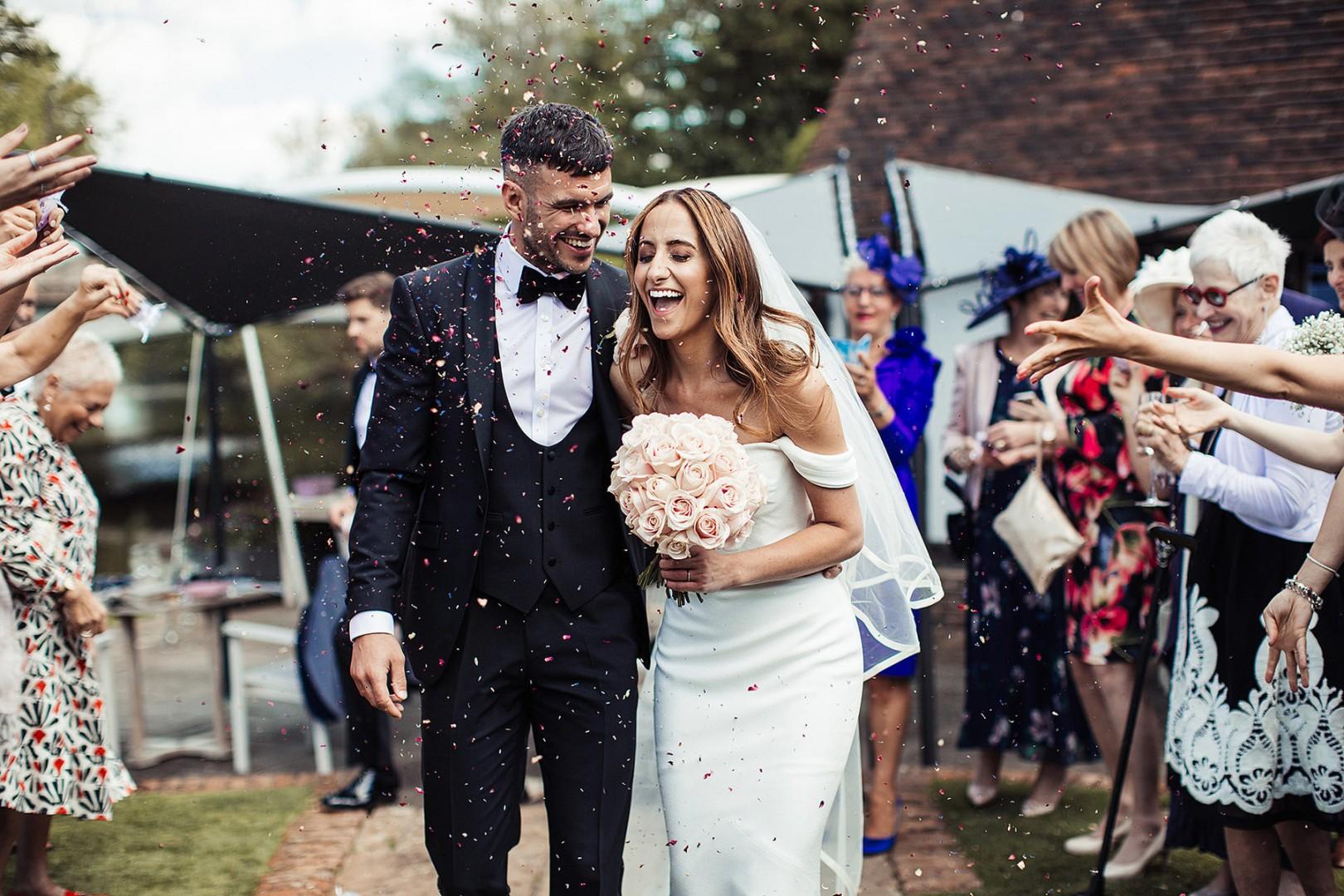 Milsom Weddings, Spring Open Days in Essex and Suffolk 2021