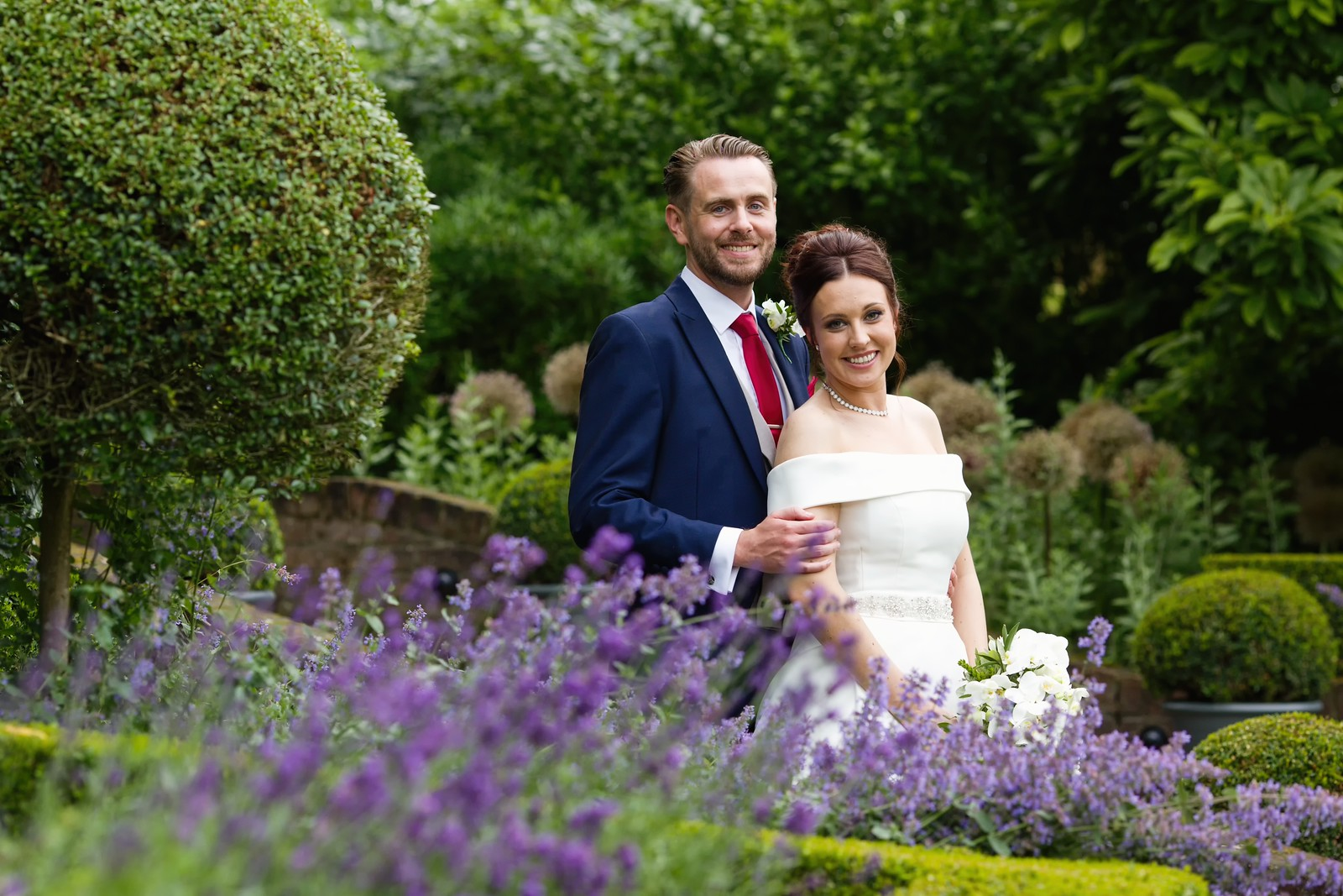 Thank you for turning our wedding dream into reality at Le Talbooth